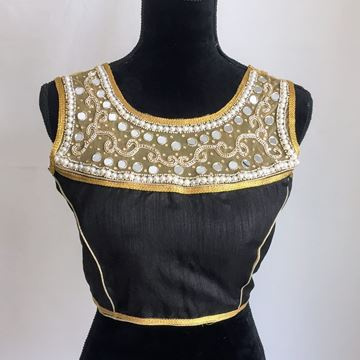 Picture of Black Blouse
