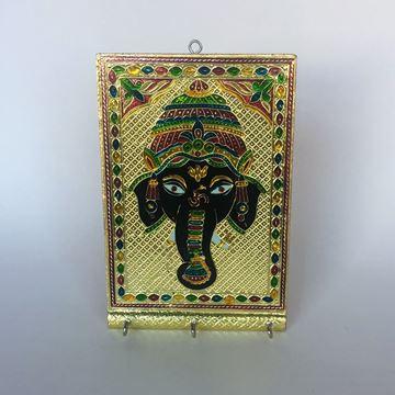 Picture of Ganesha key holder.