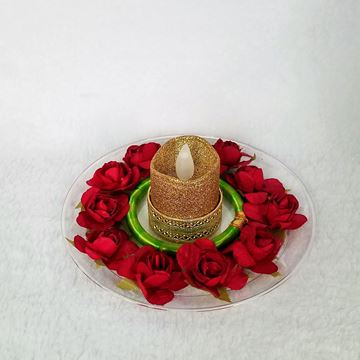 Picture of Floating Diya