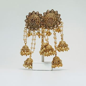 Picture of Grand Jhumka