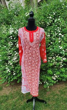 Picture of Georgette  Kurta