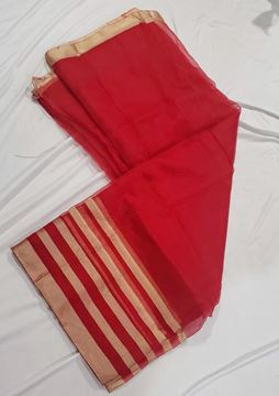 Picture of Red saree