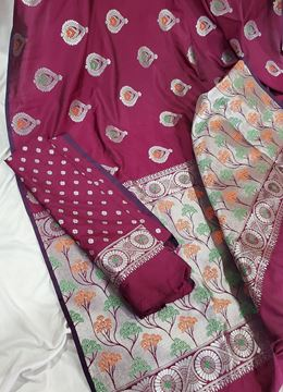 Picture of Banarasi saree