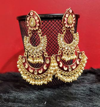 Picture of Chandbali earring