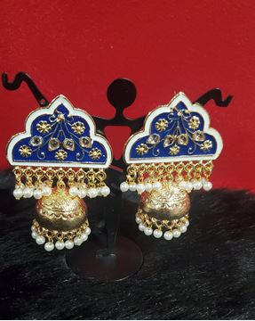 Picture of Temple style jumka