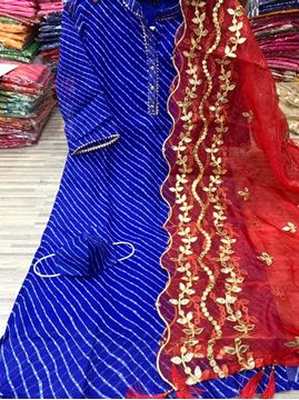 Picture of Riya blue 40
